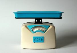 Deka weegschaaltje / Deka scales [verkocht]