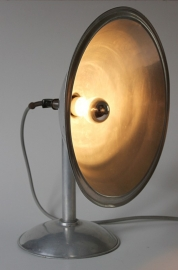 Straalkachel vintage lamp / Radiant vintage heater lamp [sold]