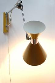 Diabolo muurlamp / Diabolo wall lamp [verkocht]