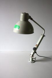 Industriële SIS lamp /  Industrial SIS lamp [verkocht]