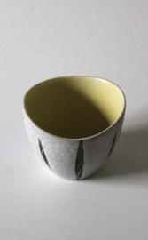 Ceramisch potje / Ceramic jar [verkocht]