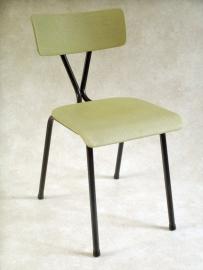 Stoel jaren 60 (Coen de Vries?) / Desk chair sixties [verkocht]