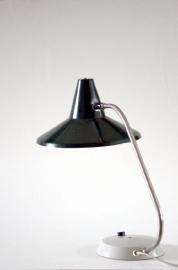 Hala groene bureaulamp / Hala green desklamp [sold]