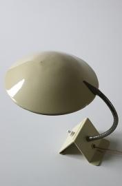 Tafel-wandlampje ivoor / Table-wall lamp ivory  [verkocht]