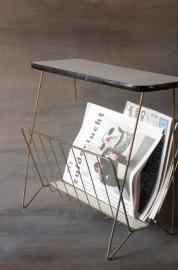 Fifties lectuurbak - Fifties magazine rack [verkocht]
