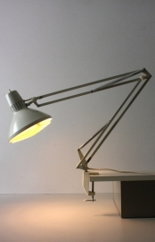 Verstelbare architecten lamp / Adjustable architects lamp [verkocht]