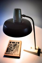 stijlvolle vintage bureaulamp / stylish vintage desklamp `60 [sold]