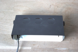 Wandlampje zwart / Wall lamp black