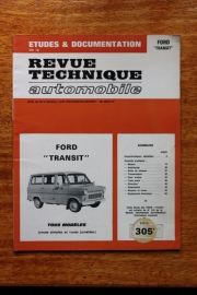 Revue Technique Automobile, Ford Fiesta 89. [verkocht]