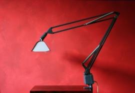 Luxo industriële werklamp / Luxo industrial working lamp [verkocht]