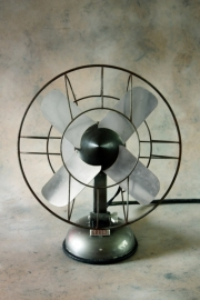 Erres Vintage Ventilator `50 / Erres vintage fan 50s [verkocht]