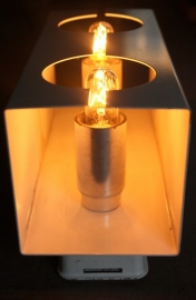 Fifties wandlamp / Fifties wall lamp