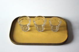 Dienblad `50  2x /  Serving tray `50 [sold]