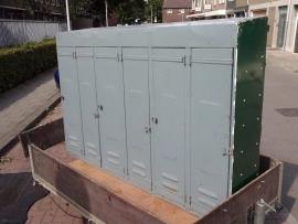 Oude lockerkast 6 deurs / Old 6 doors locker [sold]