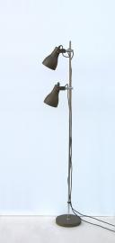 Staande vintage lamp Anvia / Standing vintage lamp Anvia [verkocht]