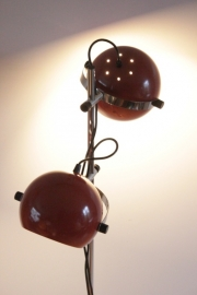 Bolletjeslamp sixties/ Globes lamp sixties [sold]