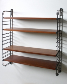 Tomado hout 4 planks / Tomado wood 4 shelfs [verkocht]