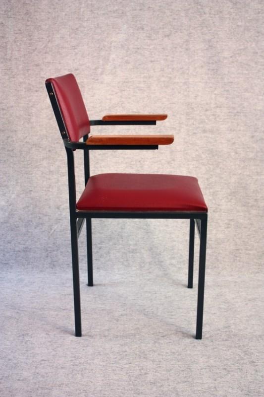 Martin Visser Eetkamerstoel.Martin Visser Stoel Martin Visser Desk Chair Verkocht