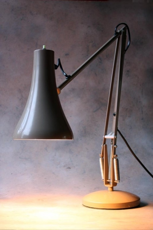 Anglepoise Bureaulamp Desk Lamp Apex 90 Model 1989