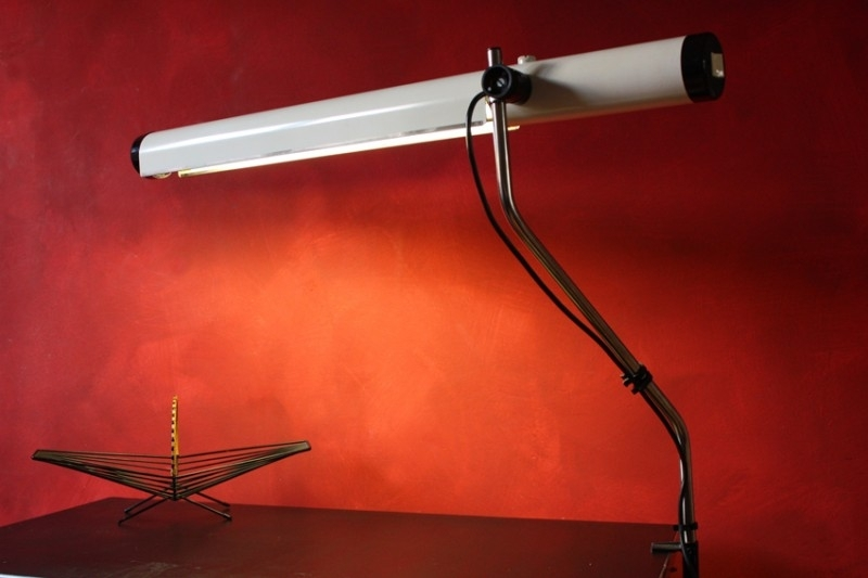 Bureau Hang Tl Lamp.Bureau Tl Designlamp Desk Tl Designlamp Sold Verkocht