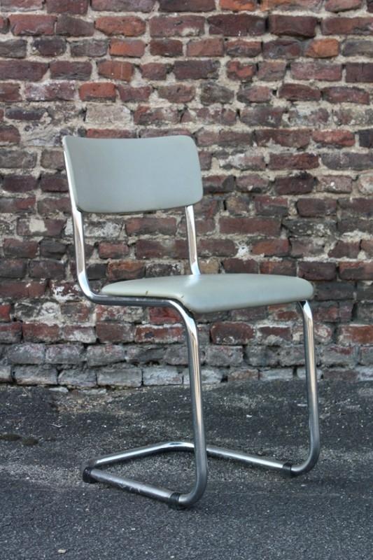 Buisframe bureaustoel / Tube frame Office Chair