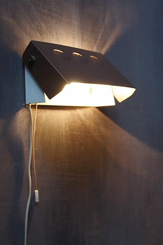 Vintage muurlampje 2 / Vintage wall lamp 2 [sold]