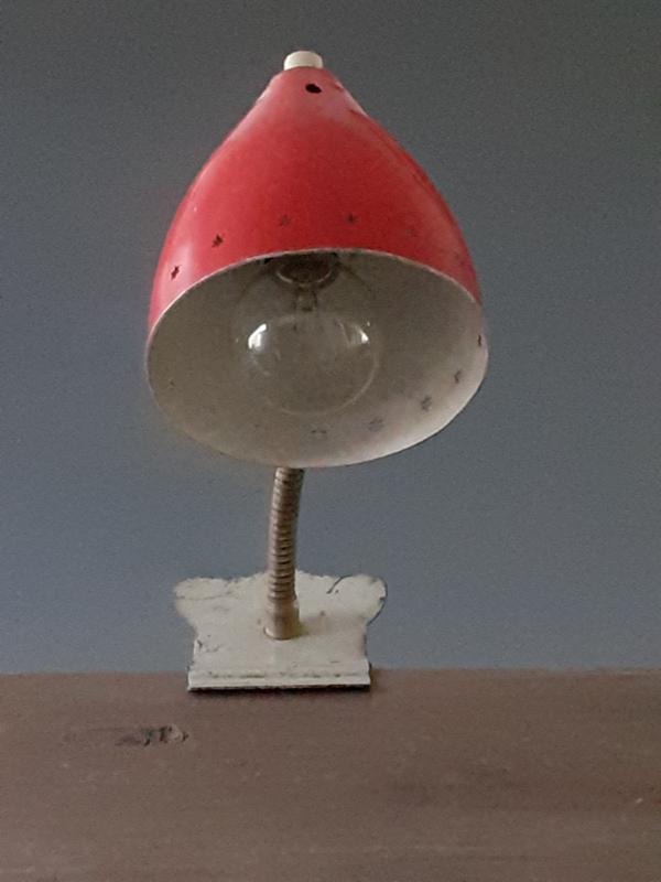 Hala klemlampje Ukkie 1 / Hala clamp light Ukkie 1