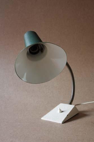 Hala bureaulamp / Hala desk lamp [sold]