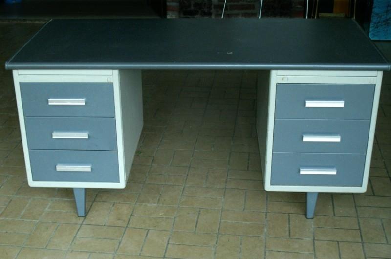 Gispen vintage bureau /Gipsen vintage desk [sold]