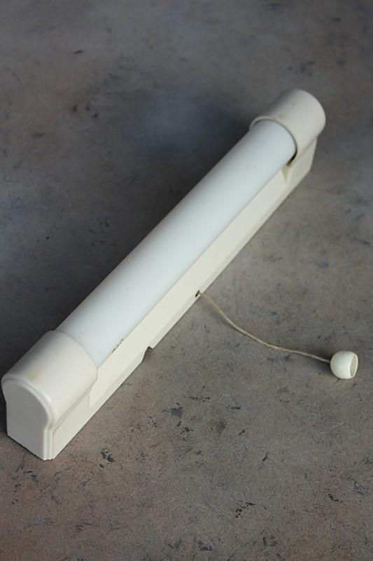 Muurlamp ZN buislamp `60 / Tubular ZN walllamp sixties [sold]