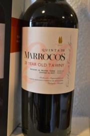 Quinta de Marrocos Tawny Port 20 years old