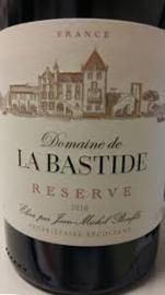 Domaine de la Bastide Réserve Rouge