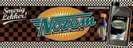 NOZEM OIL Zwarte Cross Party Oil