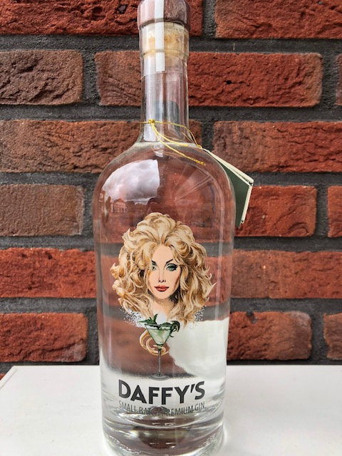 DAFFY'S  SMAL BATCH PREMIUM GIN
