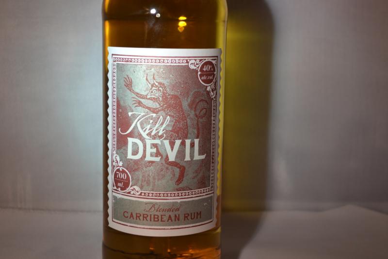 KILL DEVIL  Blended Carribean Rum