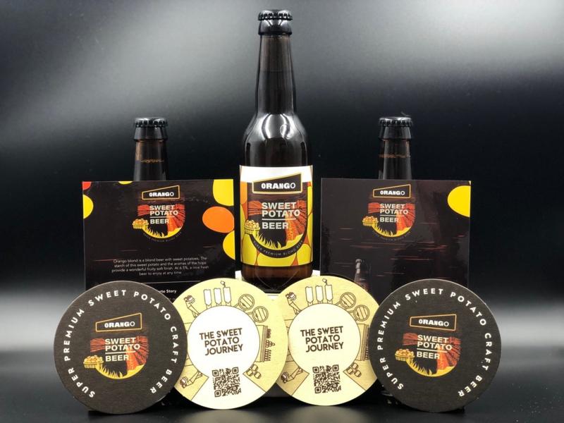 ORANGO SWEET POTATO BEER