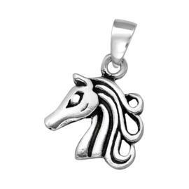 paard kettinghanger zilver