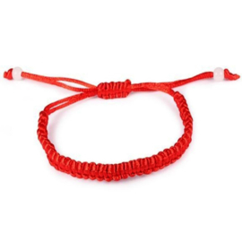 red string Kabbala bracelet