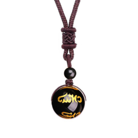 Ball necklace Tibetan Buddhism