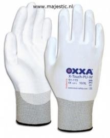 Handschoen OXXA X-Touch-PU-W  Alleen nog maat L en XL