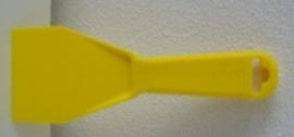 Kunststof modelleermes/mengmes  ( 4 of 8 cm)