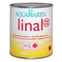 ORIGINAL LINAL  Systeemverf      2,5 Ltr.(aquamarijn natuurverf)