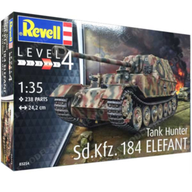 Sd.Kfz.184 Tank Hunter Elefant