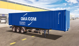 40' Container Trailer