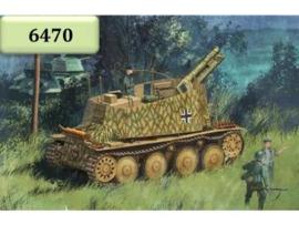 Sd.Kfz.138/1 Geschützwagen 38 H für s.IG.33/1