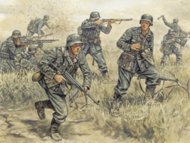 German Infantry