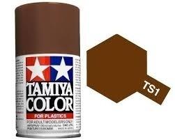TS1 rood bruin