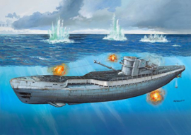 German Submarine Type IX C/40 (U 190)
