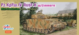Pz.Kpfw.IV Ausf.H Mid-Production w/Zimmerit