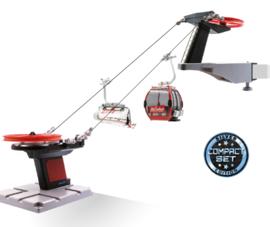 Kabelbaan Compact Skiwelt 1:32